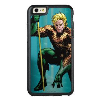 Aquaman身をかがめる2 オッターボックスiPhone 6/6s Plusケース