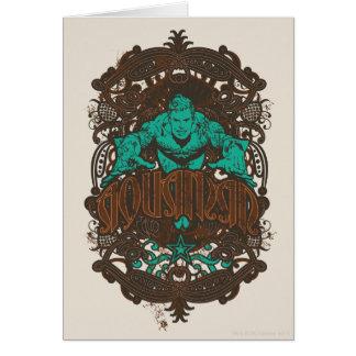 Aquaman -それはShowtimeです! ポスター カード