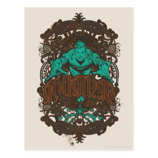 Aquaman -それはShowtimeです! ポスター ポストカード
