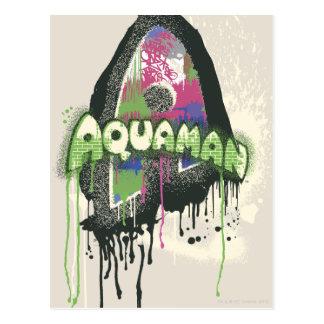 Aquaman -歪んだ潔白の手紙 はがき
