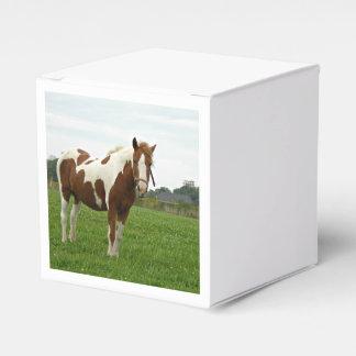 Aquebogueは馬を絵を描きました フェイバーボックス