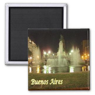 ARアルゼンチンブエノスアイレス記念碑2議会 マグネット