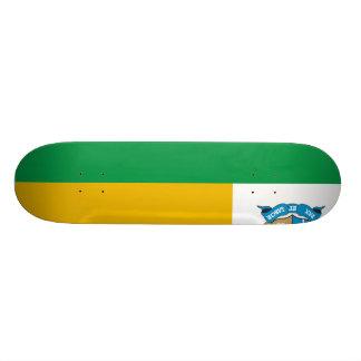 Aracaju、ブラジル 18.1cm オールドスクールスケートボードデッキ