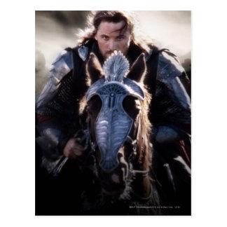 Aragornの乗馬馬 ポストカード