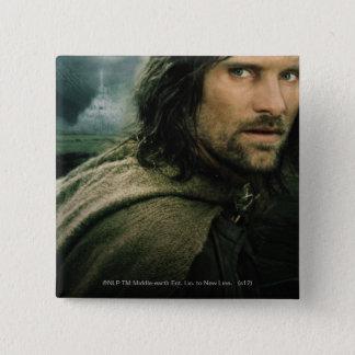 Aragornの終わり 5.1cm 正方形バッジ