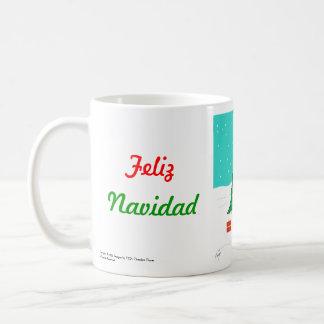 Árbol de navidadのtaza de cafe? コーヒーマグカップ