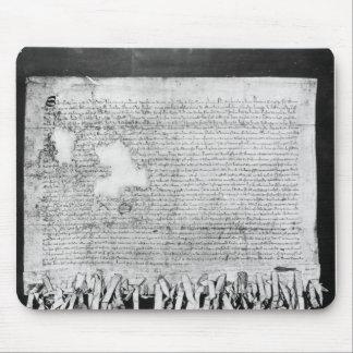 Arbroathの宣言、1320年4月6日 マウスパッド