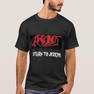 Arcanusのエリコへのリターン Tシャツ