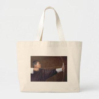 Archerブータン ラージトートバッグ