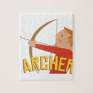 Archer ジグソーパズル