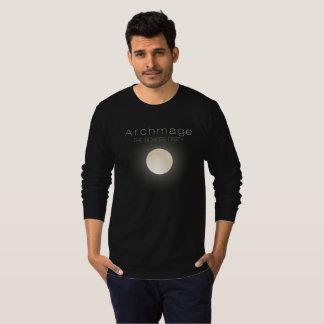 Archmageの公式の篝火のパーティのTシャツメンズ Tシャツ