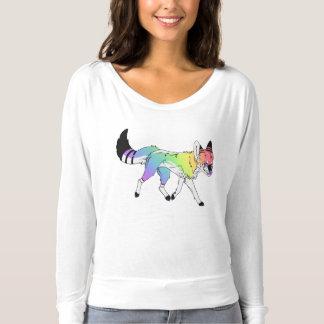 Arcoの長袖のワイシャツ Tシャツ