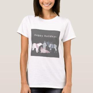 Arctic Friends Holidays Tシャツ