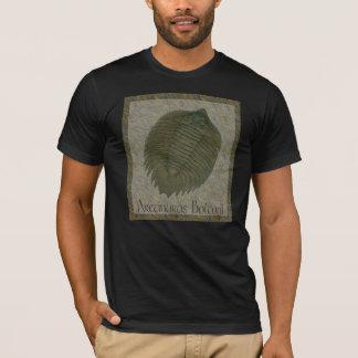 Arctinrus Boltoniの化石Trilobite Tシャツ