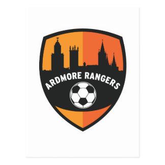 Ardmoreのレーンジャー ポストカード
