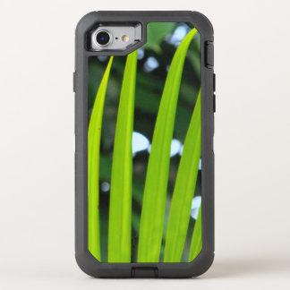 Arecaのやし葉状体 オッターボックスディフェンダーiPhone 7 ケース