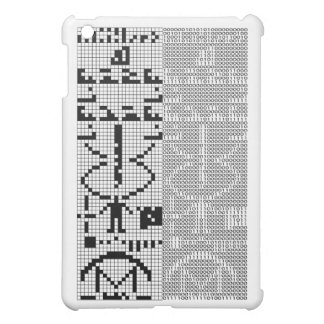 Arecibo_Message iPad Miniケース