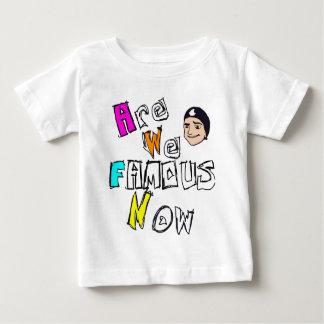 AreWeFamousNow Merch ベビーTシャツ