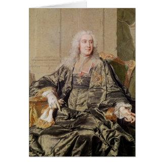 ArgensonのMarcピエールde Voyer Count カード