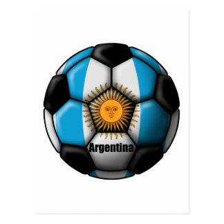 Argentina Ball ポストカード