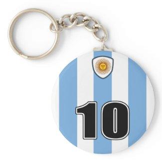 Argentina soccer キーチェーン