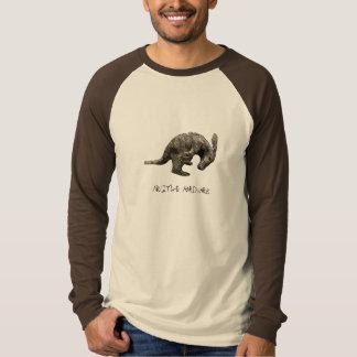ArgyleAardvark2のアーガイル柄のなアリクイ Tシャツ