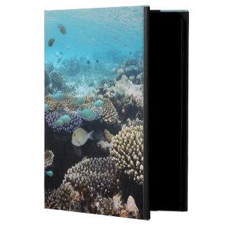 Ariの南環礁の熱帯礁湖 iPad Airケース