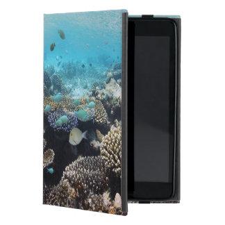 Ariの南環礁の熱帯礁湖 iPad Mini ケース