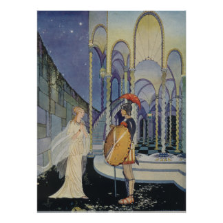 AriadneおよびTheseus ポスター