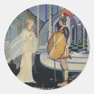 AriadneおよびTheseus ラウンドシール