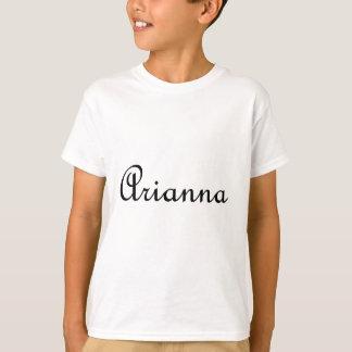 Arianna Tシャツ