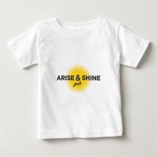 arise&shine.ai ベビーTシャツ