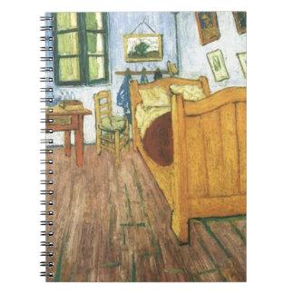 Arlesのゴッホの寝室 ノートブック