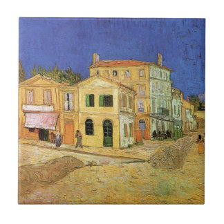 Arlesのファインアートのゴッホヴィンチェンツォの家 タイル