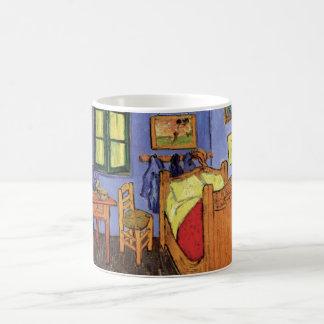 Arlesのファインアートのゴッホヴィンチェンツォの寝室 コーヒーマグカップ