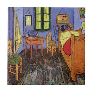 Arlesのファインアートのゴッホヴィンチェンツォの寝室 タイル