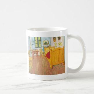 Arlesのフィンセント・ファン・ゴッホの寝室 コーヒーマグカップ