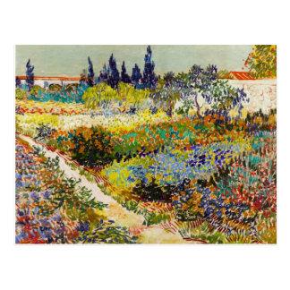 Arlesの庭 ポストカード