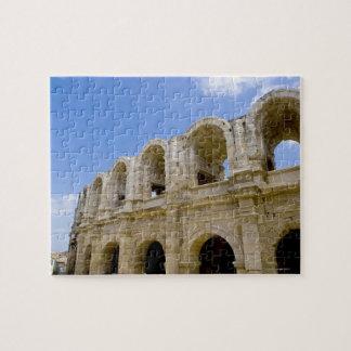 Arles、フランスのArlesのアンティーク2の外面 ジグソーパズル