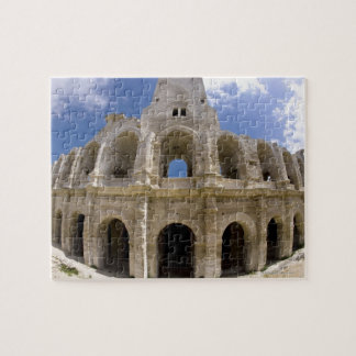 Arles、フランスのArlesのアンティーク3の外面 ジグソーパズル
