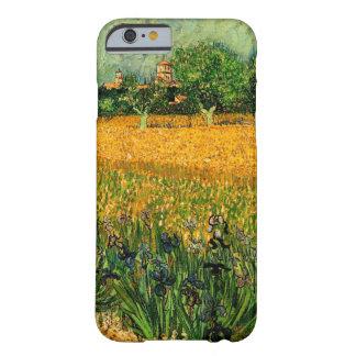Arles wのゴッホの眺めは、ヴィンテージのファインアート絞ります barely there iPhone 6 ケース
