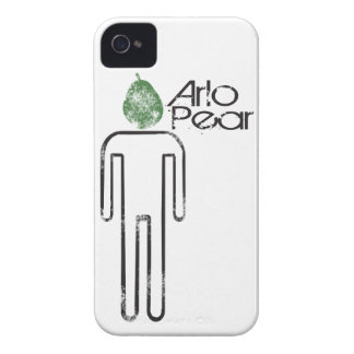 Arloのナシ- iPhoneの場合 Case-Mate iPhone 4 ケース