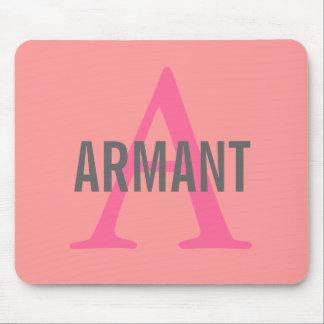 Armantの品種モノグラム マウスパッド