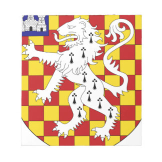 Arms_of_Baron_Abinger ノートパッド