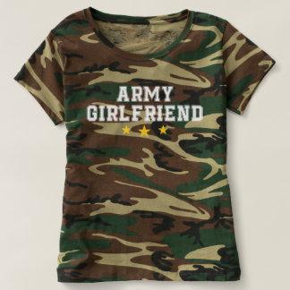 Army Girlfriend Tシャツ