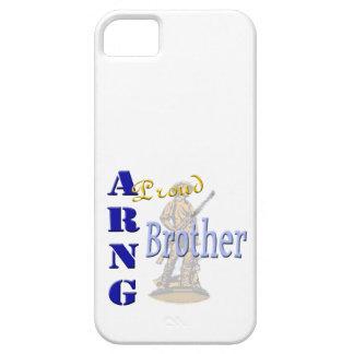ARNGの兄弟のIPhone誇りを持ったな5の例 iPhone SE/5/5s ケース