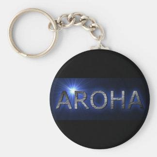AROHA (愛) キーホルダー