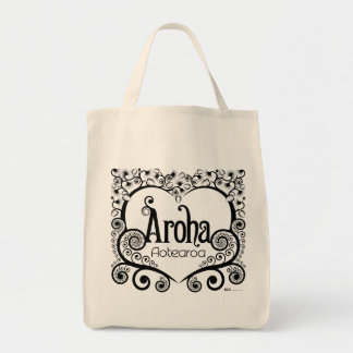 Aroha Aotearoaの戦闘状況表示板 トートバッグ