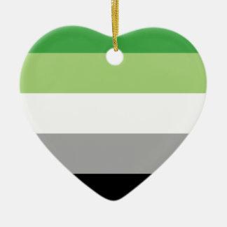 aromantic旗 セラミックオーナメント
