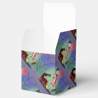 ARRのゾンビHALLOWENのクラシックな2x2箱 フェイバーボックス